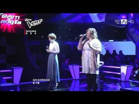 보이스코리아 시즌2 - [Mnet 보이스코리아2 Ep.5] 이예준vs이현주 - 날 닮은 너