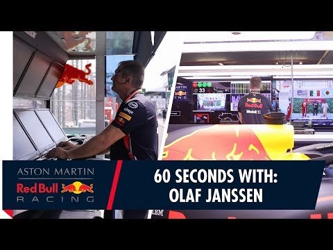 60 Seconds With: Trackside Infrastructure Engineer Olaf Janssen