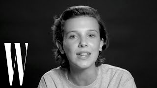 "Millie Bobby Brown Sings Bruno Mars' ""Just the Way You Are"" 