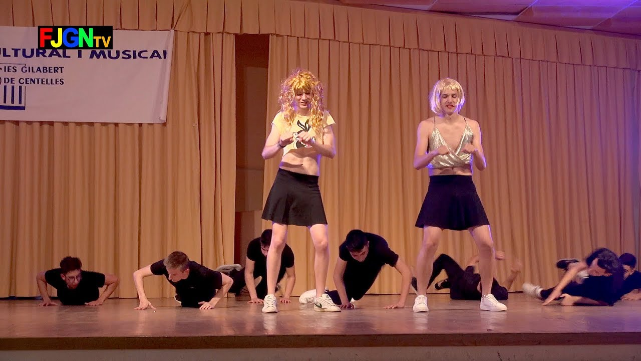 14. Beautiful liar - Bailes Educacion Fisica 2018 IES Nules