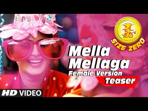 Size-Zero-Movie-Mella-Mella-Ga-Song