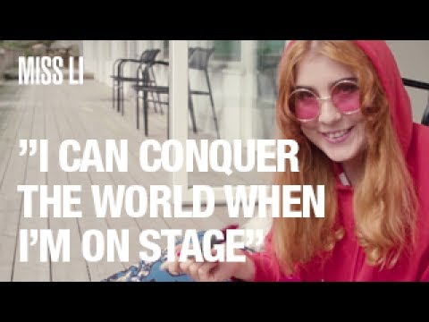 """I can conquer the world when I'm on stage"" - Miss Li Tour Diary, Episode 1"