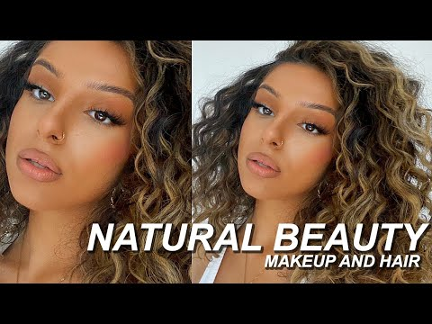 """NATURAL BEAUTY"" MAKEUP & HAIR 