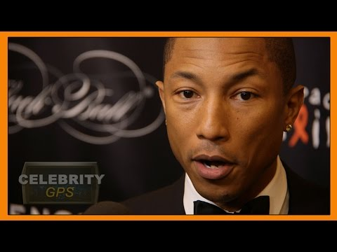 Pharrell and his wife are expecting baby #2 - Hollywood TV