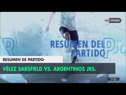 Velez Sarsfield vs Argentinos Jrs