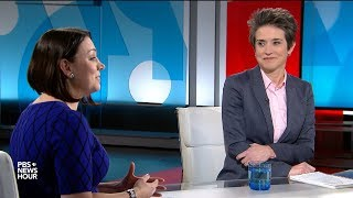 Tamara Keith and Amy Walter on administration turnover and political 'elasticity'