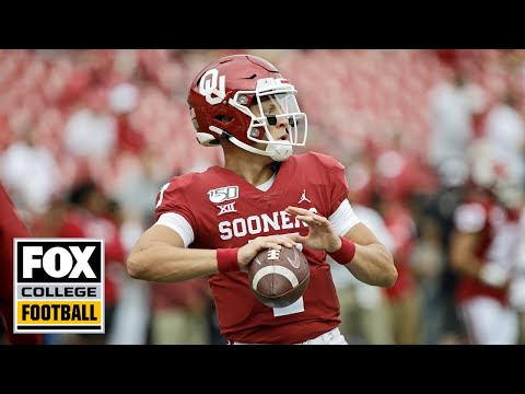 Joel Klatt breaks down Spencer Rattler's first start for Oklahoma | BREAKING THE HUDDLE | CFB ON FOX