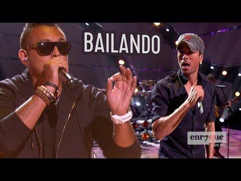 Enrique Iglesias, Sean Paul - Bailando (LIVE HD 5.1)