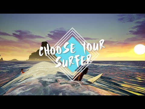 Surf World Series Trailer
