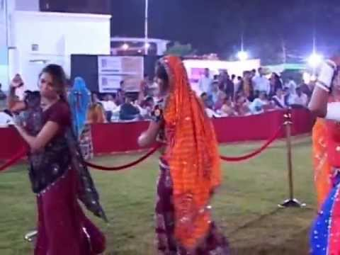 Hi-Tech Outsourcing Services - Ahmedabad - Navratri Garba - 2012