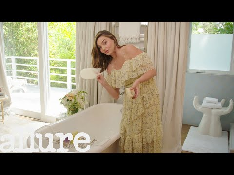 Inside Miranda Kerr?s Bathroom | Allure