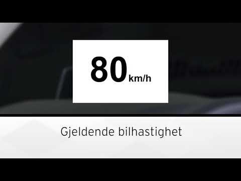 Aktivt kjøredisplay
