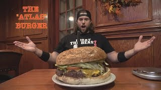 I Was Hungry...So I Went Out & Got A Giant CheeseBurger | L.A. BEAST