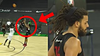 J Cole 2nd Game FULL HIGHLIGHTS In The African League (Ft. All Plays)