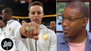 'These are the final days' of the Warriors' dynasty - Tracy McGrady | The Jump