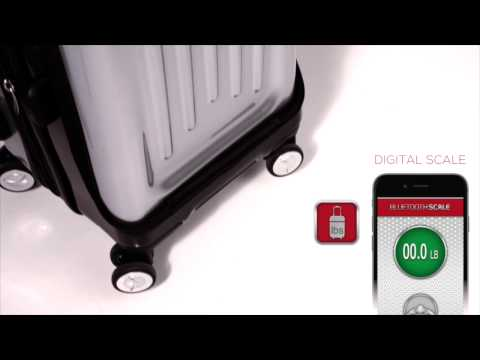 Planet Traveler USA - Space Case 1 - The World's Most Advanced Smart Suitcase