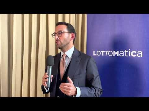 Il sottosegretario Federico Freni parla delle riforme sul gioco