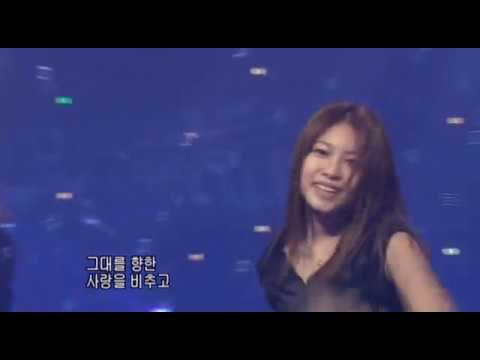 Amazing Kiss - BoA(보아) (Korean Ver. -  인기가요)