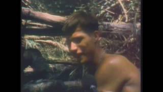 Vietnam War Jungle Patrol (Combat Footage)