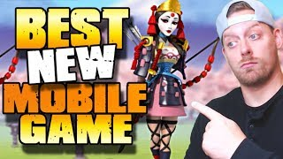 BEST NEW Mobile Strategy Game for IOS and Android
