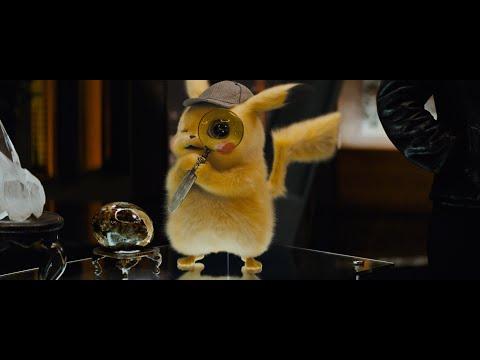 POKÉMON Detective Pikachu ? Tráiler Oficial 2