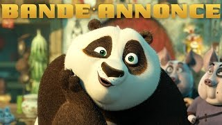 Kung fu panda 3 :  bande-annonce VF