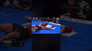 Money Powell knockout