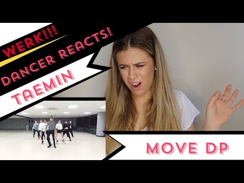 TAEMIN 태민 'MOVE' Dance Practice - DANCER REACTS!