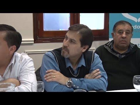 Néstor González - Intendente de Puerto Santa Cruz