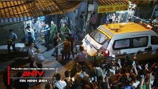 An ninh 24h mới nhất ngày 22/09/2018 | Tin tức | Tin nóng mới nhất | ANTV
