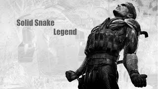 Solid Snake - Legend || A Metal Gear Tribute
