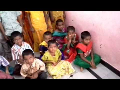 Clothes Donation to Orphan Children | Seruds Orphanage in AP