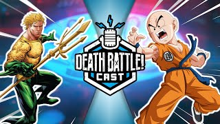 Aquaman vs Krillin | DEATH BATTLE Cast #223