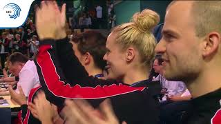 Denmark - 2016 TeamGym European Champions, senior men's team