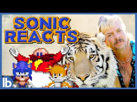 Sonic & Tails vs. TIGER KING