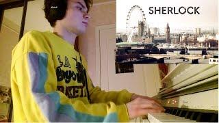 BBC Sherlock Theme Song (piano)