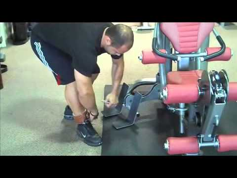 Tuff Stuff AXT4 Video from Fitness 4 Home Superstore