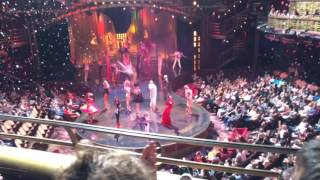 Las Vegas, USA: Zumanity, the sexy side of Cirque du Soleil