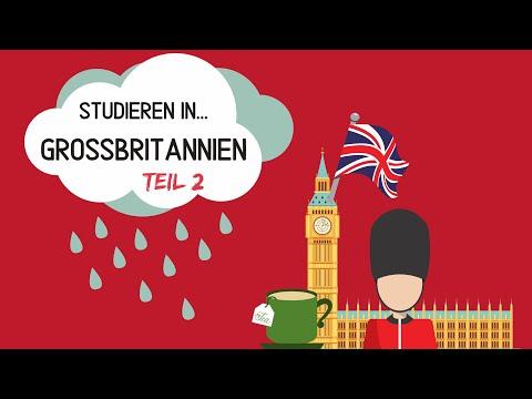 Studieren in Großbritannien (Teil 2): Gründe