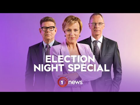 Election results coverage - will Jacinda Ardern or Judith Collins be PM?