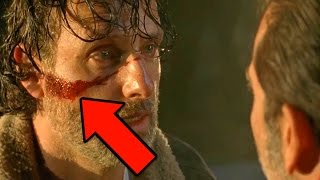 The Walking Dead Season 7 Sneak Peak Analysis - New Clues for Who Negan Kills