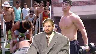 The Strongest Frat in America