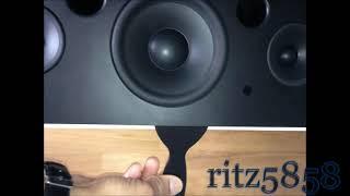 Hi Fi iPod Speaker System A1121 By Apple No Power No Sound