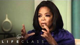 Oprah on Taking Responsibility for Your Life | Oprah's Lifeclass | Oprah Winfrey Network