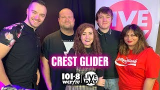Crest Glider on The Live Day Show   28th October 2019