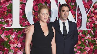 Amy Schumer Expecting First Child with Husband Chris Fischer