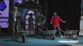 Спектакль народного театра