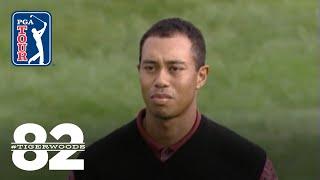 Tiger Woods wins 2002 WGC-American Express Championship Chasing 82