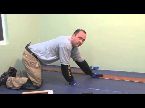 Flooring 101: How to Install Laminate Flooring (Tap End Joint Method) | Lumber Liquidators