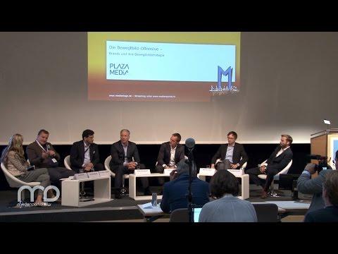 Diskussion: Die Bewegtbild-Offensive - Bewegtbildstrategie von Brands